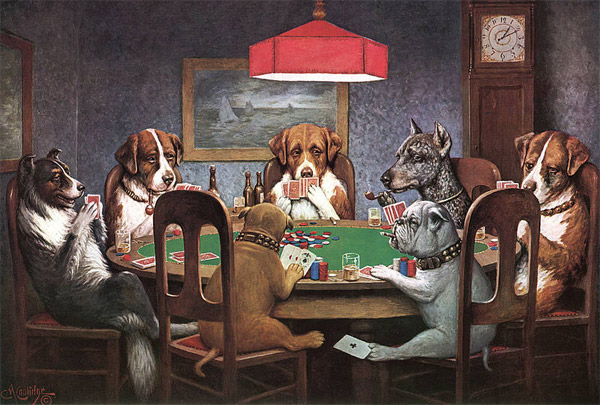 Three Poker-Related Analogies for Startups